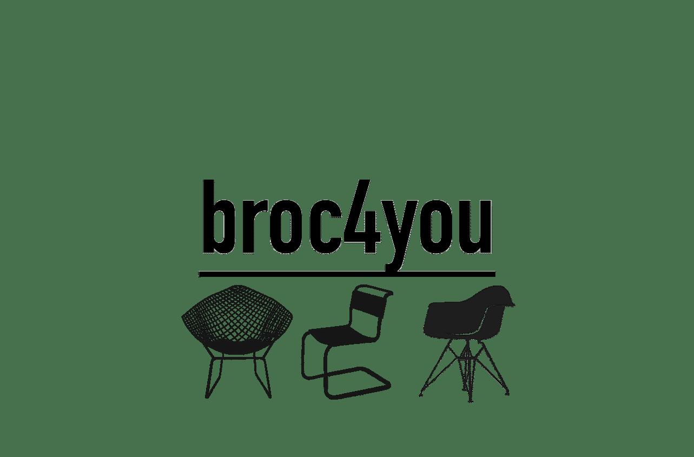Broc4you, partenaire d'HEXA DEBARRAS dans toute la France pour la valorisation par la brocante de tous les éléments issus des débarras de logements.