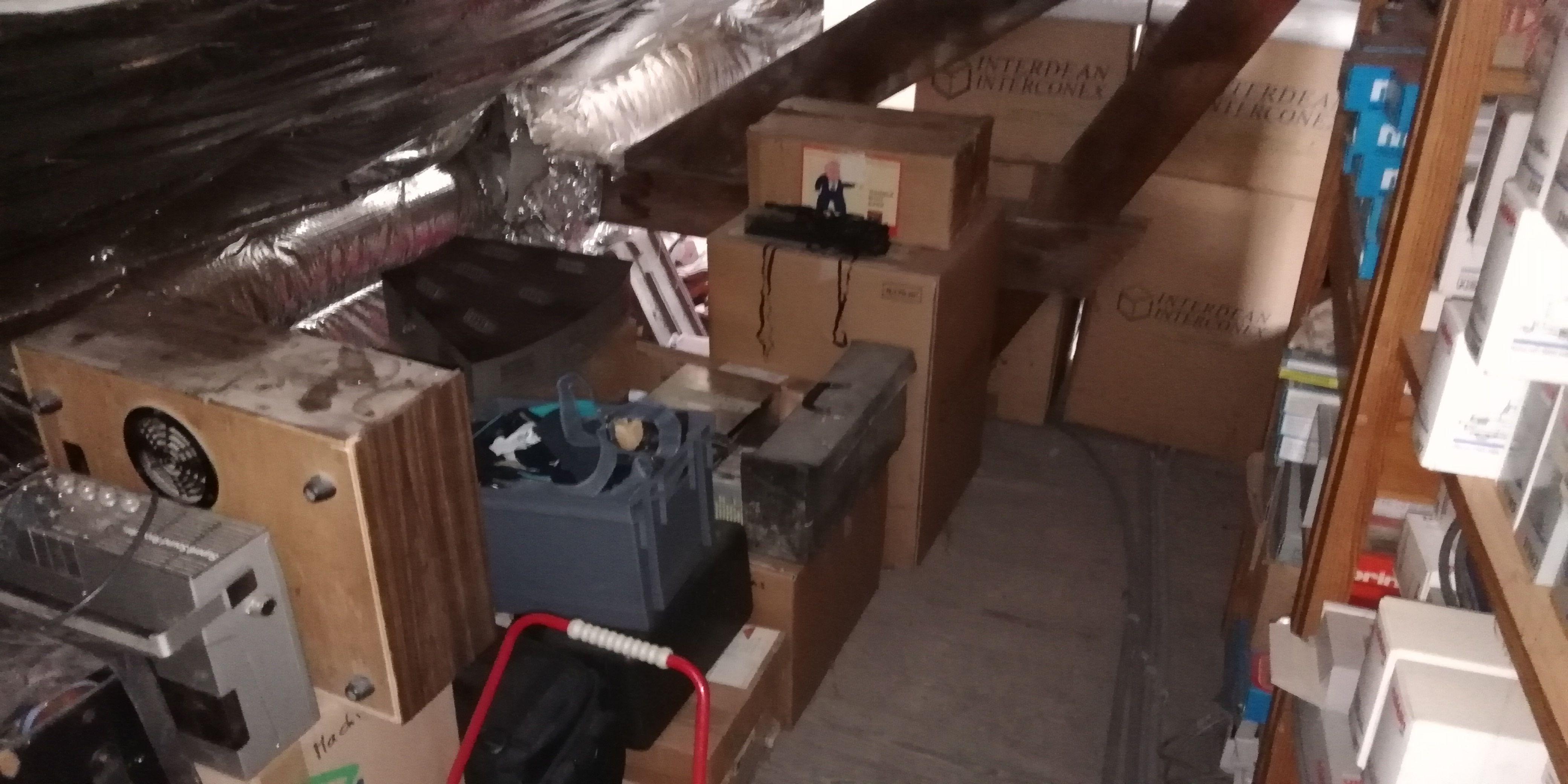 Débarras Chambery maison et appartement