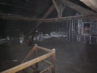 Un débarras de maison hors normes, à Chambéry (73)