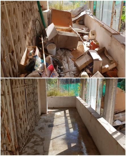 Un débarras de maison hors normes, près de Toulouse (31)