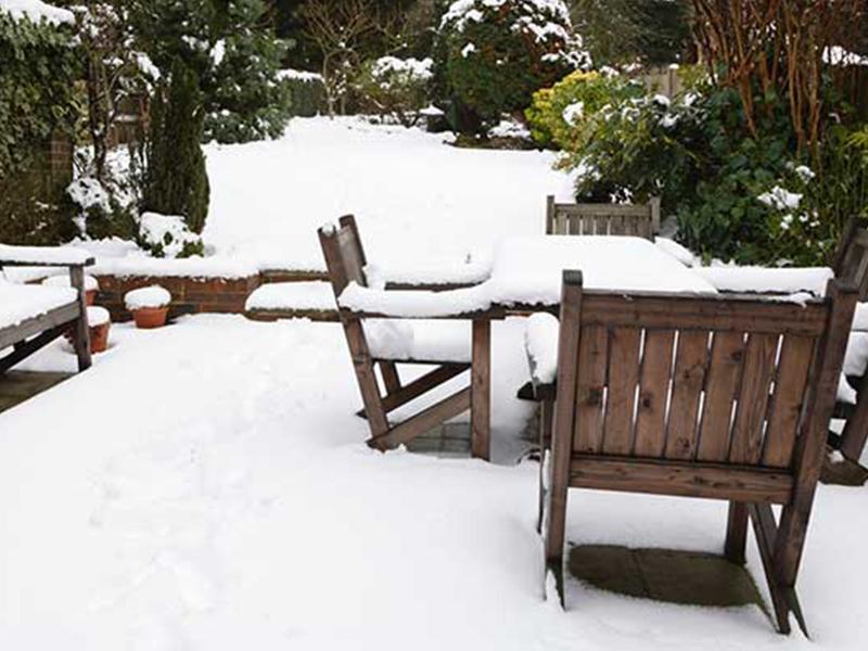 Pensez à l'entretien de votre maison avant l'hiver
